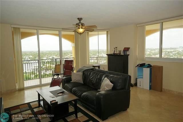 2011 N Ocean Blvd 1304N, Fort Lauderdale, FL 33305 (MLS #F10144205) :: Green Realty Properties