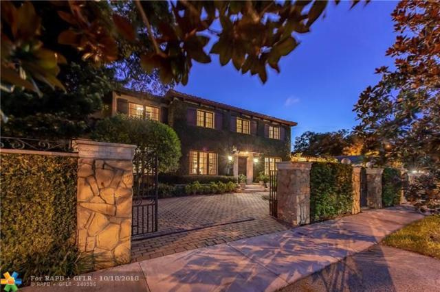 15 N Victoria Park Rd, Fort Lauderdale, FL 33301 (MLS #F10144265) :: Green Realty Properties