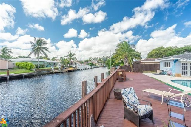 1448 NE 57th Ct, Fort Lauderdale, FL 33334 (MLS #F10144335) :: Green Realty Properties