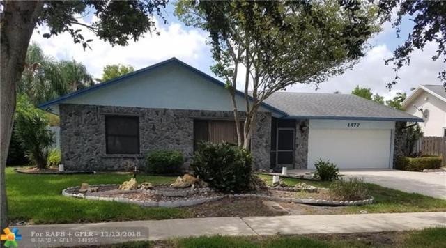1477 SW 27th Way, Deerfield Beach, FL 33442 (MLS #F10144459) :: Green Realty Properties