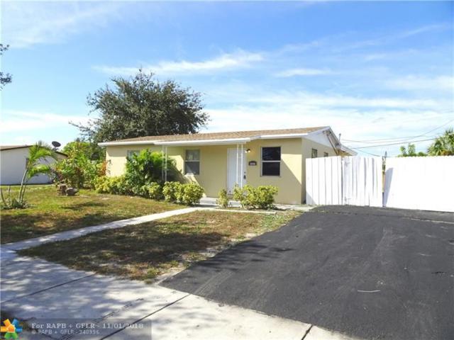 4321 NE 6th Ave, Pompano Beach, FL 33064 (MLS #F10144584) :: Green Realty Properties