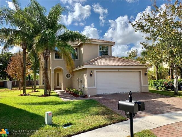 553 Peppergrass Run, Royal Palm Beach, FL 33411 (MLS #F10144595) :: Green Realty Properties
