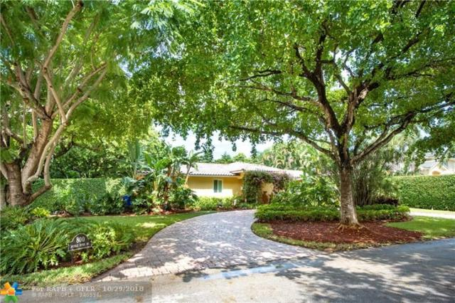 800 Middle River Dr, Fort Lauderdale, FL 33304 (MLS #F10144654) :: The Howland Group