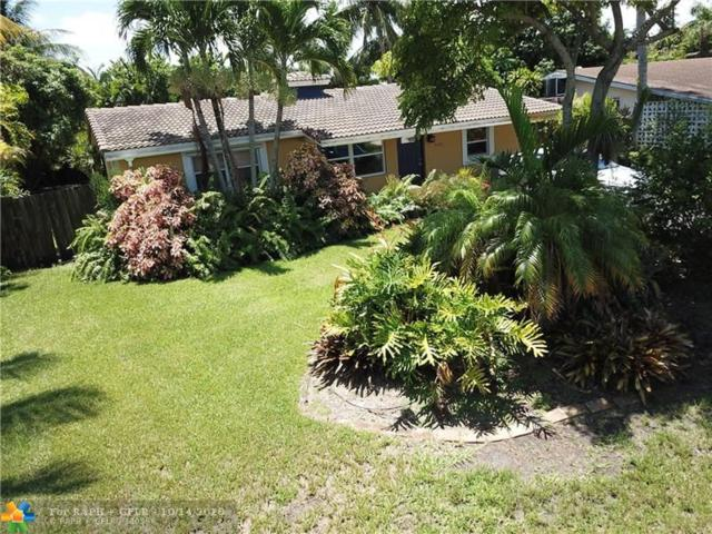 440 NW 35th Ct, Oakland Park, FL 33309 (MLS #F10144810) :: Green Realty Properties