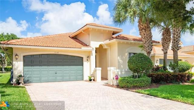 7158 Boscanni Dr, Boynton Beach, FL 33437 (MLS #F10145002) :: Green Realty Properties