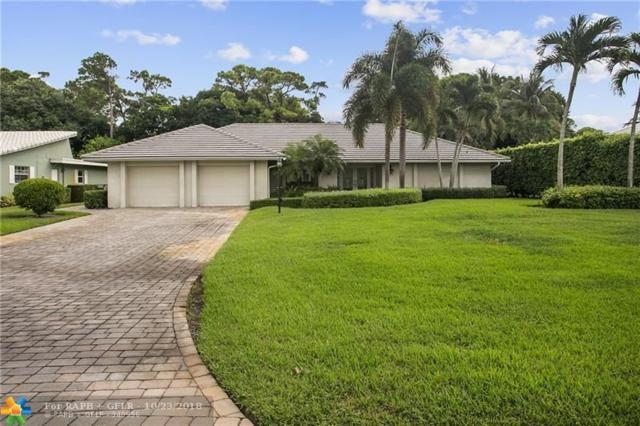 11734 Dunes Rd, Boynton Beach, FL 33436 (MLS #F10145283) :: Green Realty Properties