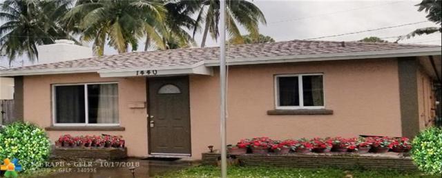 1440 NE 24th Ct, Wilton Manors, FL 33305 (MLS #F10145298) :: Green Realty Properties