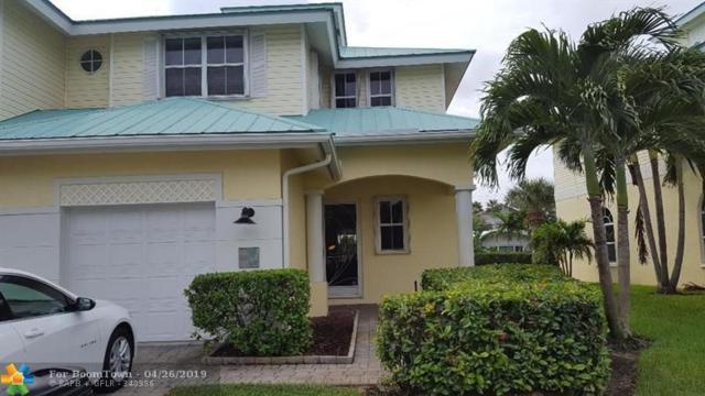 150 Barefoot Cove #150, Hypoluxo, FL 33462 (MLS #F10145356) :: EWM Realty International