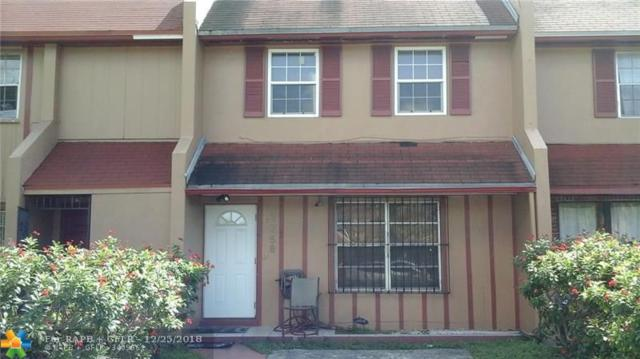 2758 NW 196th Ter #2758, Miami Gardens, FL 33056 (MLS #F10145656) :: Berkshire Hathaway HomeServices EWM Realty