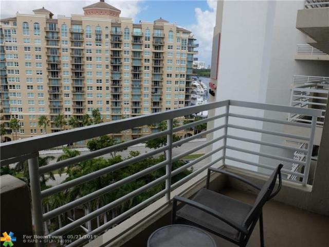 2670 E Sunrise Blvd #1115, Fort Lauderdale, FL 33304 (MLS #F10145808) :: Green Realty Properties