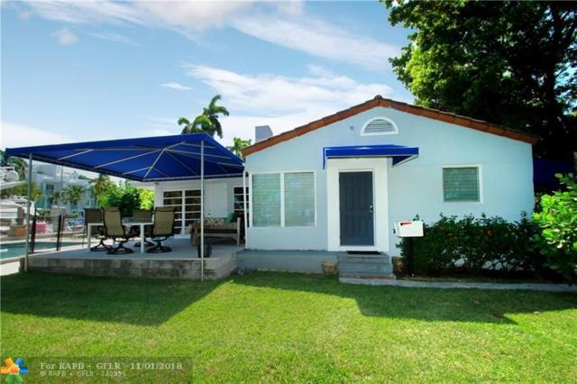460 Victoria Ter, Fort Lauderdale, FL 33301 (MLS #F10146281) :: Green Realty Properties