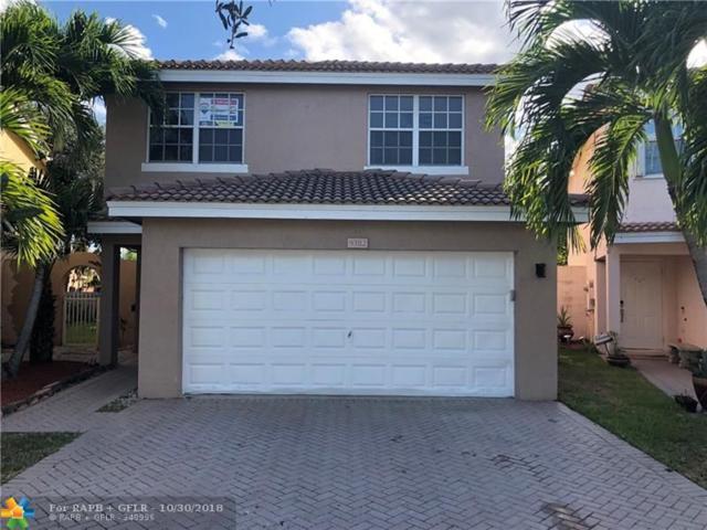 9382 NW 54th St, Sunrise, FL 33351 (MLS #F10146882) :: Green Realty Properties