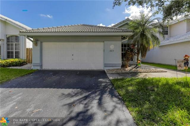 2614 NW 69th Ave, Margate, FL 33063 (MLS #F10147033) :: Green Realty Properties