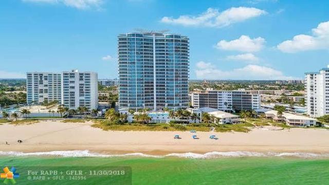 1600 S Ocean Blvd #904, Lauderdale By The Sea, FL 33062 (MLS #F10147499) :: Green Realty Properties