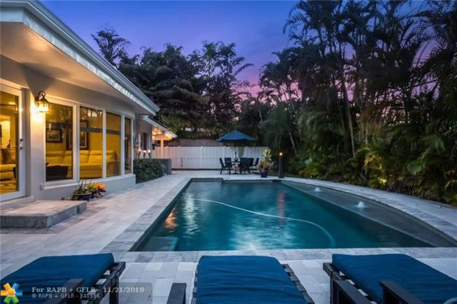 2373 NE 8TH ST, Fort Lauderdale, FL 33304 (MLS #F10148428) :: Green Realty Properties