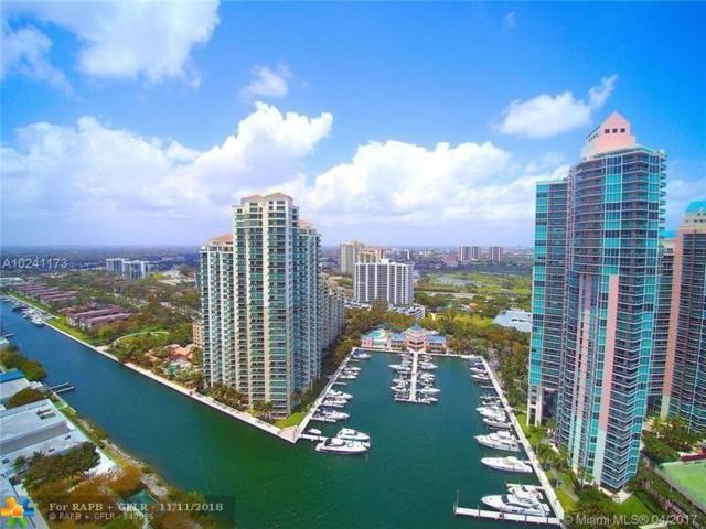 3340 NE 190th St #1003, Aventura, FL 33180 (MLS #F10148604) :: Green Realty Properties