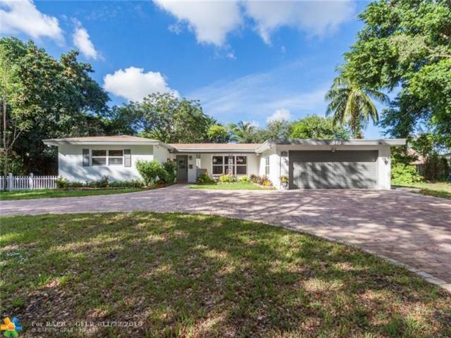 813 Garden Ct, Plantation, FL 33317 (MLS #F10148631) :: Green Realty Properties