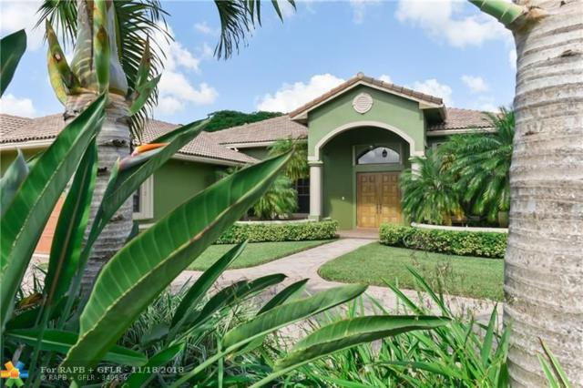 10253 SW 26th St, Davie, FL 33324 (MLS #F10149555) :: Green Realty Properties