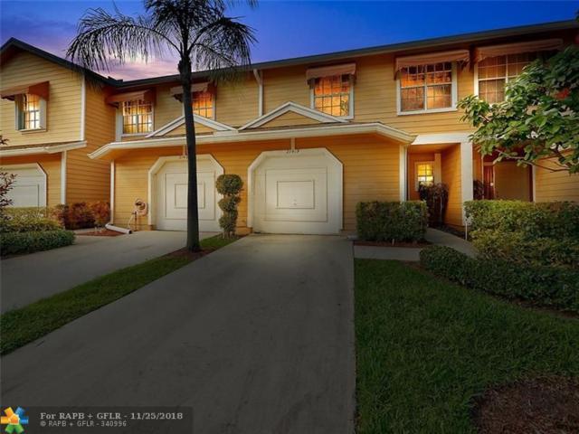21419 Tudor Drive _, Boca Raton, FL 33486 (MLS #F10149614) :: Green Realty Properties
