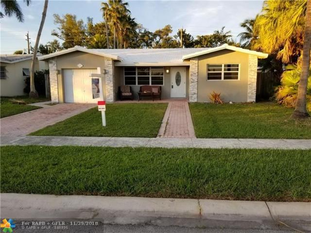 751 N Northlake Dr, Hollywood, FL 33019 (MLS #F10149897) :: Laurie Finkelstein Reader Team