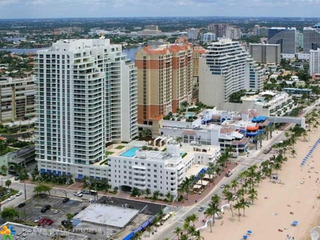 101 S Lauderdale Bch Blvd #1501, Fort Lauderdale, FL 33316 (MLS #F10150171) :: Green Realty Properties