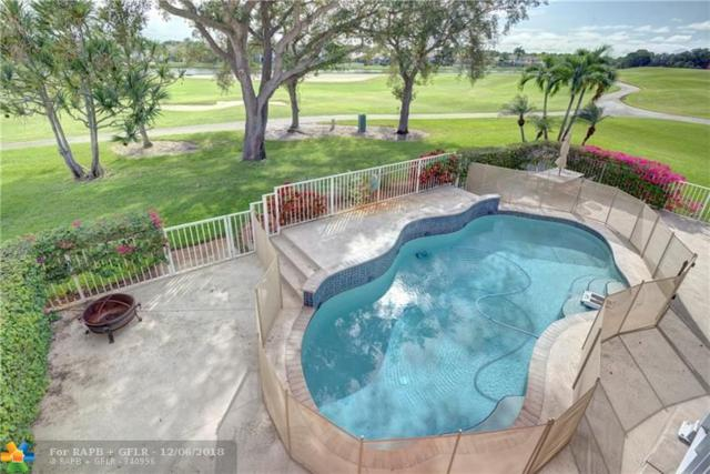 12190 NW 15th Ct, Coral Springs, FL 33071 (MLS #F10150223) :: Green Realty Properties