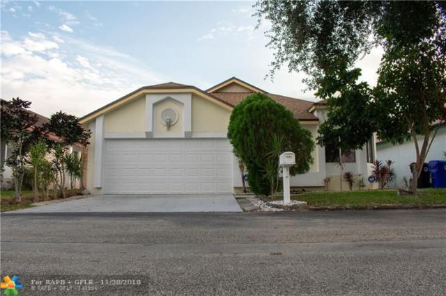 1315 E Glen Oak Rd, North Lauderdale, FL 33068 (MLS #F10150548) :: Green Realty Properties