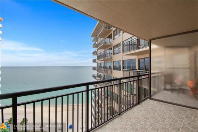 3800 Galt Ocean Dr #1401, Fort Lauderdale, FL 33308 (MLS #F10150788) :: The O'Flaherty Team