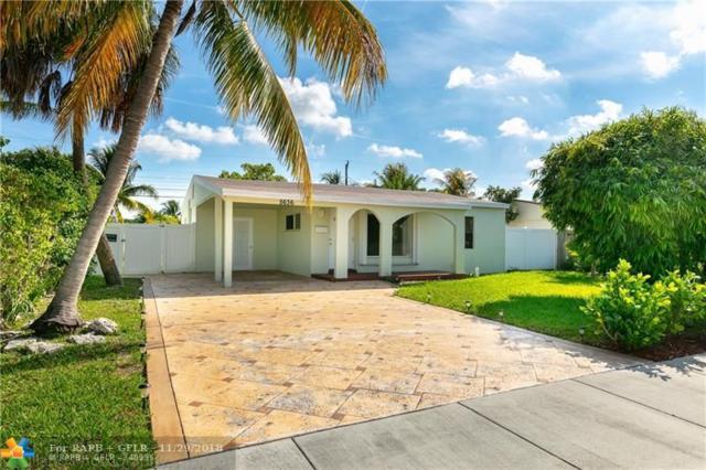 5636 NE 5th Ter, Oakland Park, FL 33334 (MLS #F10150889) :: Green Realty Properties