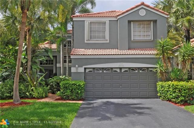 10341 NW 11th Ct, Plantation, FL 33322 (MLS #F10151921) :: Green Realty Properties