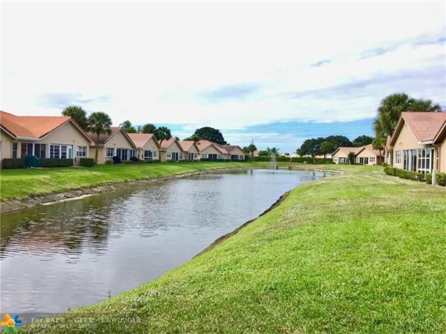 10980 Ladera Ln C, Boca Raton, FL 33498 (MLS #F10152879) :: Green Realty Properties