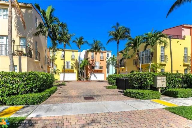 1125 NE 18th Ave #1125, Fort Lauderdale, FL 33304 (MLS #F10152951) :: Green Realty Properties