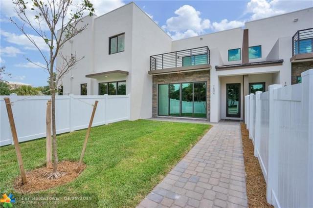 1606 SW 4th Ave #1606, Fort Lauderdale, FL 33315 (MLS #F10153664) :: EWM Realty International