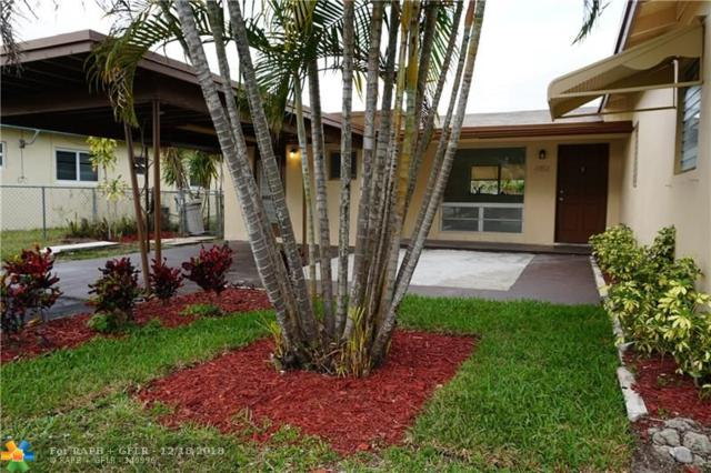 4151 SW 36th St, Hollywood, FL 33023 (MLS #F10153882) :: Green Realty Properties