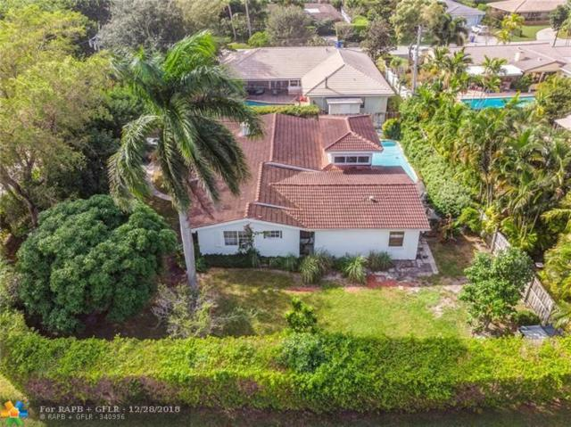 2625 NE 25th St, Fort Lauderdale, FL 33305 (MLS #F10154603) :: The O'Flaherty Team