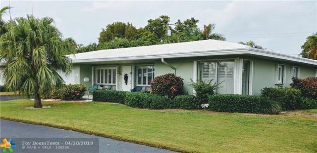 1431 S Ocean Blvd #67, Lauderdale By The Sea, FL 33062 (MLS #F10154935) :: Green Realty Properties