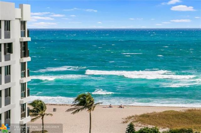 801 N Ocean Blvd #803, Pompano Beach, FL 33062 (MLS #F10155195) :: Laurie Finkelstein Reader Team