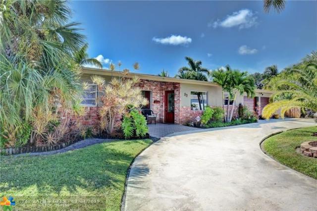32 NE 26 Ct, Wilton Manors, FL 33334 (MLS #F10155640) :: Green Realty Properties