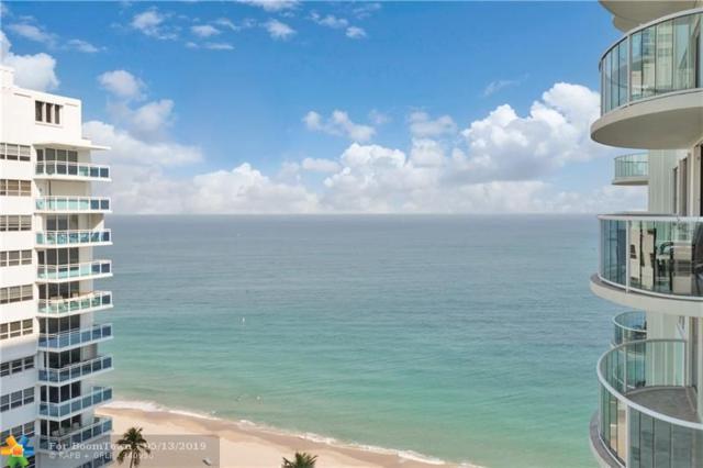 3410 Galt Ocean Dr 1405N, Fort Lauderdale, FL 33308 (MLS #F10155878) :: EWM Realty International