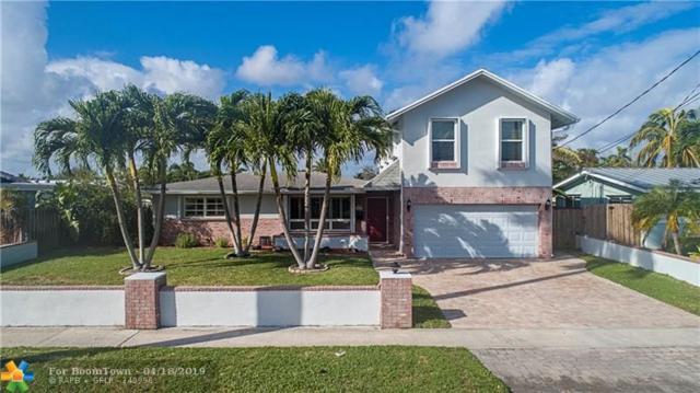 801 SE 4th Ave, Pompano Beach, FL 33060 (MLS #F10156376) :: Green Realty Properties