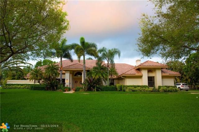 7811 Sequoia Ln, Parkland, FL 33067 (MLS #F10156572) :: Green Realty Properties