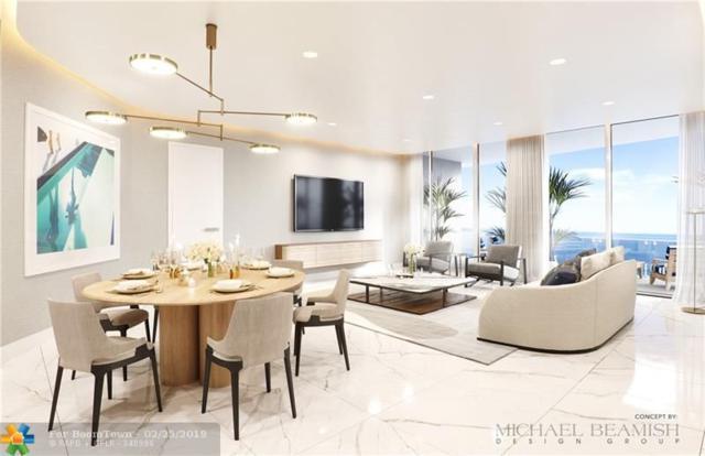 525 N Ft Lauderdale Bch Bl #1003, Fort Lauderdale, FL 33304 (MLS #F10157125) :: Green Realty Properties