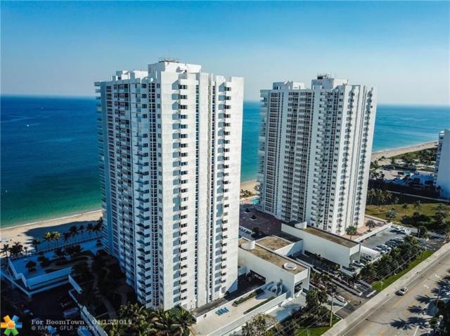 1360 S Ocean Blvd #2107, Pompano Beach, FL 33062 (MLS #F10158170) :: The O'Flaherty Team