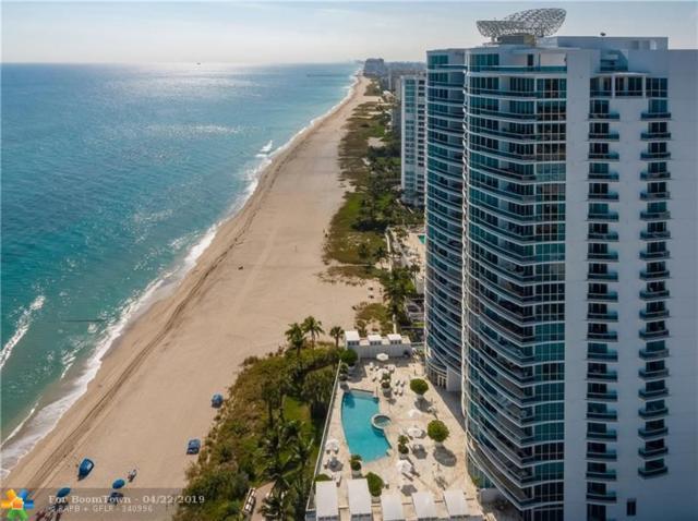 1600 S Ocean Blvd #903, Lauderdale By The Sea, FL 33062 (MLS #F10158332) :: The O'Flaherty Team