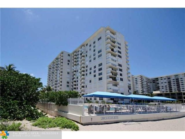 2000 S Ocean Blvd 16 A, Lauderdale By The Sea, FL 33062 (MLS #F10158493) :: Castelli Real Estate Services