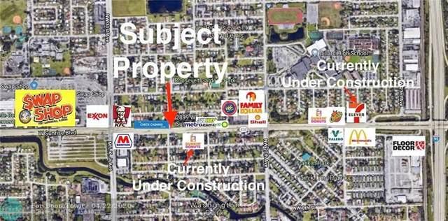 2899 W Sunrise Blvd, Fort Lauderdale, FL 33311 (MLS #F10158638) :: Castelli Real Estate Services