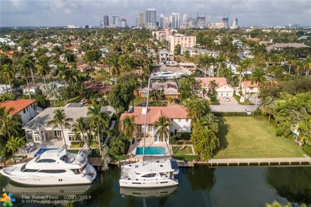 320 Lido Dr, Fort Lauderdale, FL 33301 (MLS #F10159431) :: The Howland Group