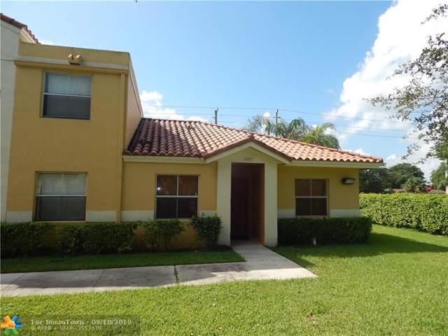3825 NW 90th Ave #3825, Sunrise, FL 33351 (#F10160856) :: Weichert, Realtors® - True Quality Service