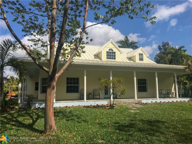 14499 Sunset Ln, Southwest Ranches, FL 33330 (MLS #F10161112) :: Green Realty Properties