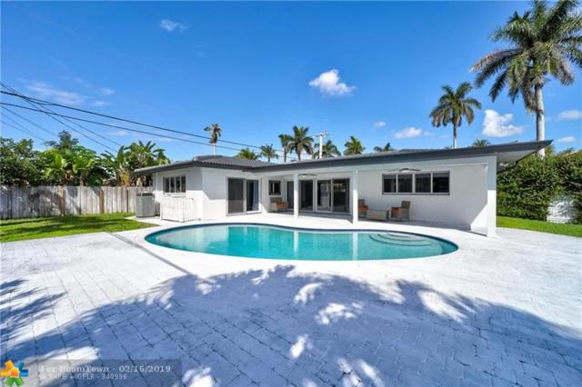 2798 NE 32nd St, Lighthouse Point, FL 33064 (MLS #F10161262) :: The Howland Group